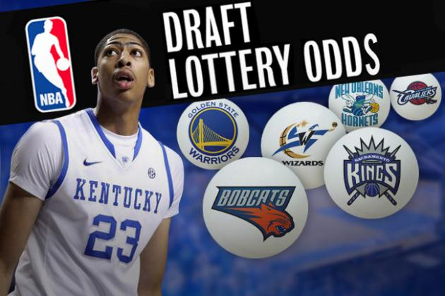 NBA Draft 2012: Breaking Down Odds for Every Lottery Team