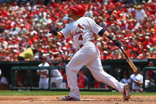 St. Louis Cardinals' Injuries: Still Not a Problem for Success