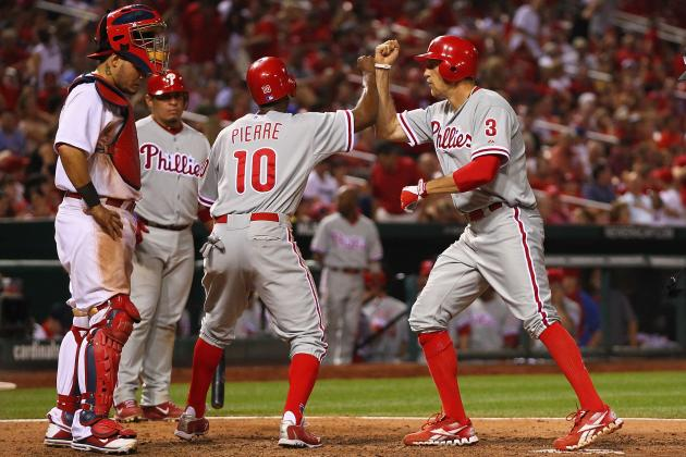 Philadelphia Phillies: May Report Cards for All 25 Players on the Roster