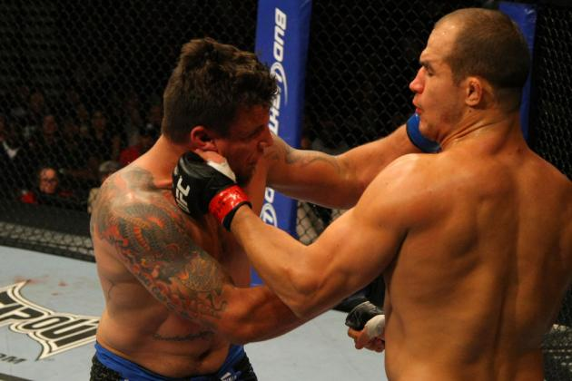 UFC 146: Power Ranking the Potential Bouts for the Heavyweight Losers