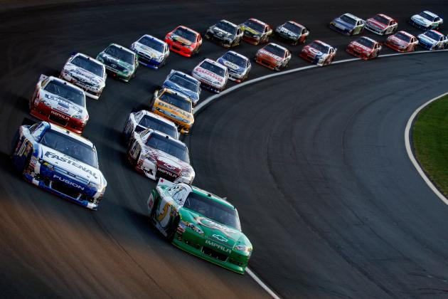 Power Rankings: After the Coca-Cola 600