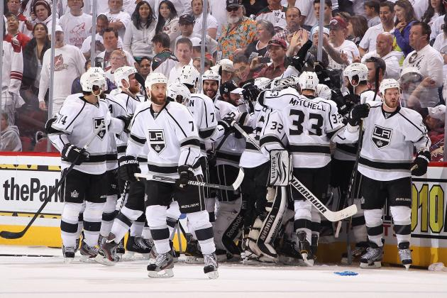 5 Reasons the Los Angeles Kings Have to Be Confident in a Cup Victory
