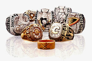 NHL Stanley Cup: Ranking the 15 Most Insane Championship Rings in Hockey History