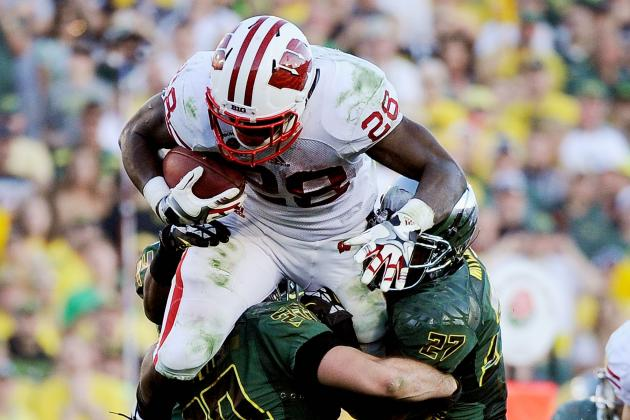 10 College Football Running Backs Who Will Be Game-Changers in 2012