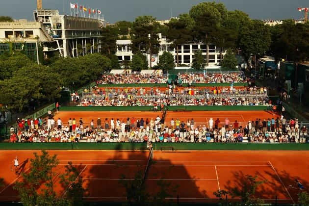 French Open 2012 Scores: Biggest Takeaways from Yesterday's Results
