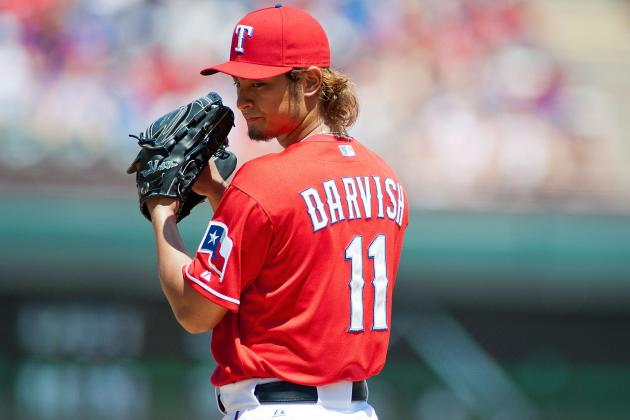 Yu Darvish and the Top 10 Rookies in Texas Rangers History