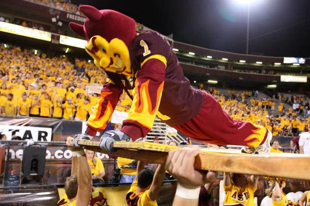 Arizona State Football: 5 Reasonable Goals for the Sun Devils in 2012