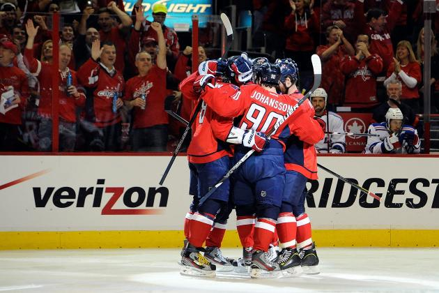 NHL: 6 Items on the Washington Capitals to-Do List