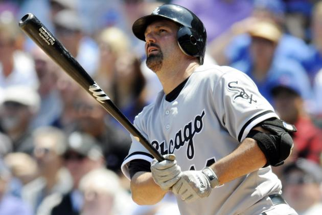 AL MVP Rankings: Paul Konerko Making a Charge at the Top Spot