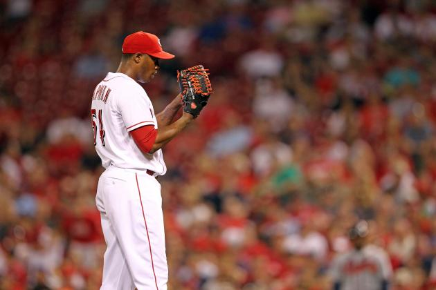 Fantasy Baseball: Where Does Aroldis Chapman Rank in Top 10 Fantasy Closers?