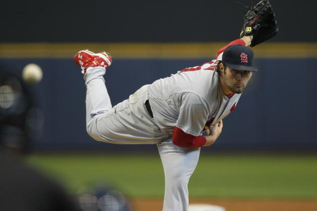 Lance Lynn, Cole Hamels and the Challengers for the NL Cy Young