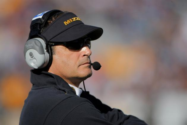 Missouri Football: Why Gary Pinkel Must Succeed in First SEC Season or Else