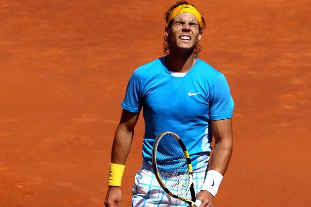 Rafael Nadal: 3 Reasons Why He Won't Win a Grand Slam in 2012