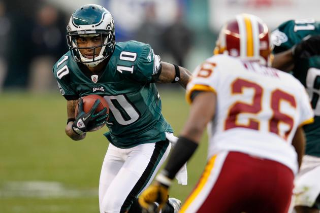 Pros, Cons of Every Wide Receiver Currently on Philadelphia Eagles Roster