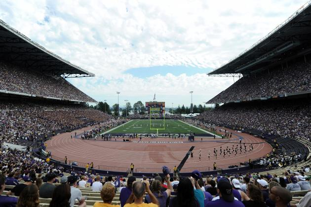 Washington Football: Best Games in History at Husky Stadium