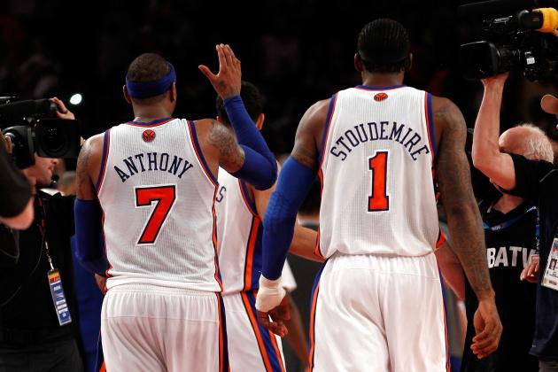New York Knicks: 7 Things Knickerbockers Must Do to Build on 2011-12