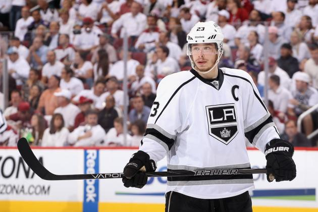 Kings vs. Devils: Which Team Has the Better Captain?