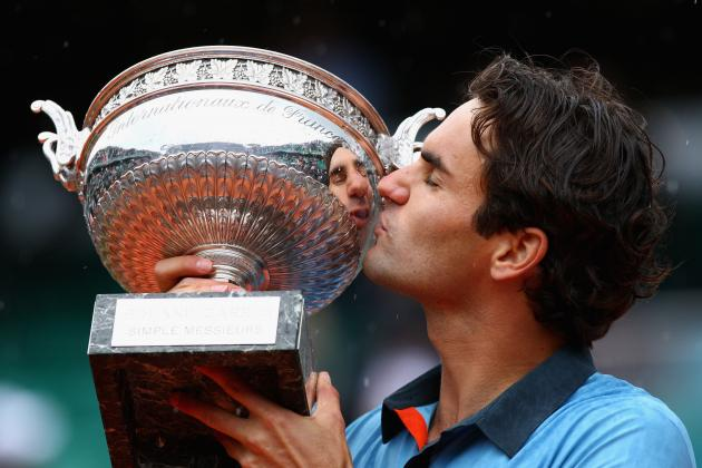 Roger Federer: How Fed-Ex Will Own Remaining Competition at French Open