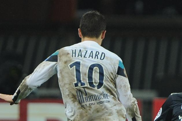 Eden Hazard: Picking a Chelsea Starting XI That Includes the Transfer Star