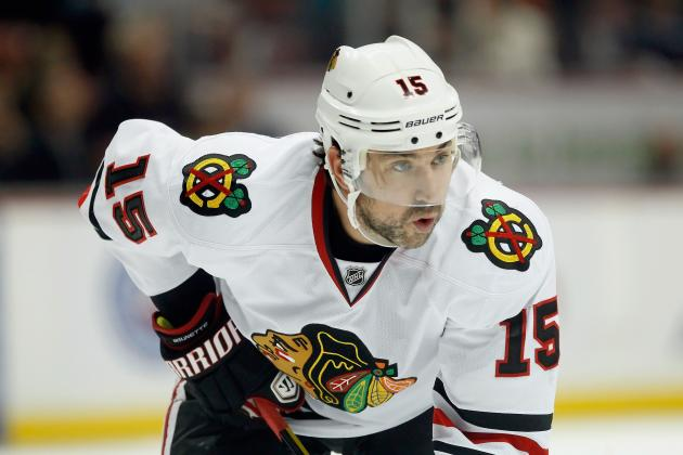 NHL Free Agency: 6 Chicago Blackhawks Who Will Not Be Re-Signed, Plus Update