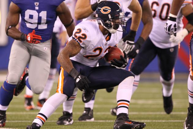 Matt Forte and RBs with the Biggest Question Marks for 2012 Season