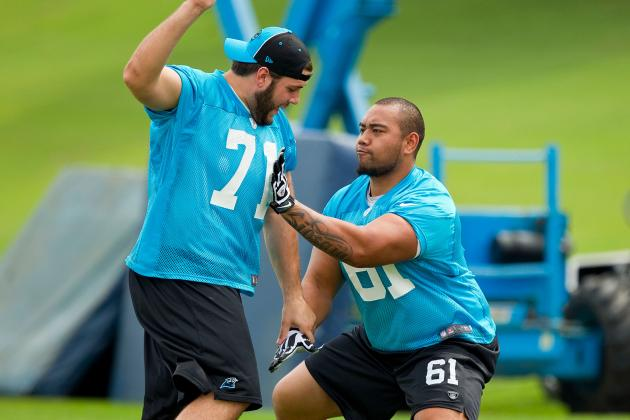 5 Things We've Learned so Far from Carolina Panthers OTAs