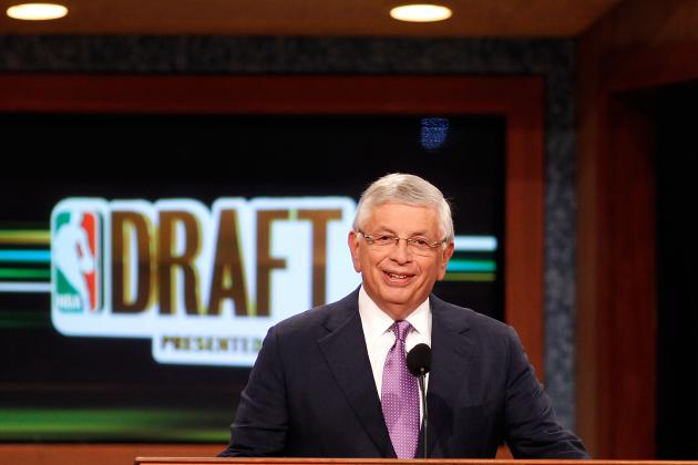 NBA Draft 2012: Teams That Have Most Work to Do