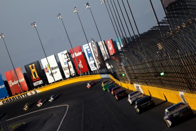 NASCAR Sprint Cup: 5 Good, 5 Bad at Coca-Cola 600
