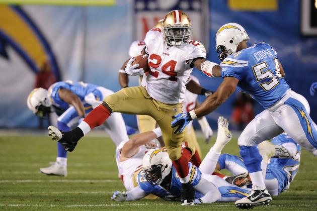8 San Francisco 49ers Who Could Drop Down Depth Chart in 2012