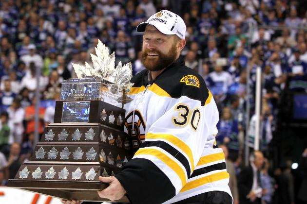 NHL Playoffs 2012: Top 10 Players in the Running for the Conn Smythe Trophy