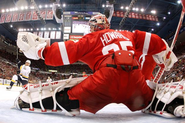 Detroit Red Wings: Ranking Detroit Goalies over the Past Decade