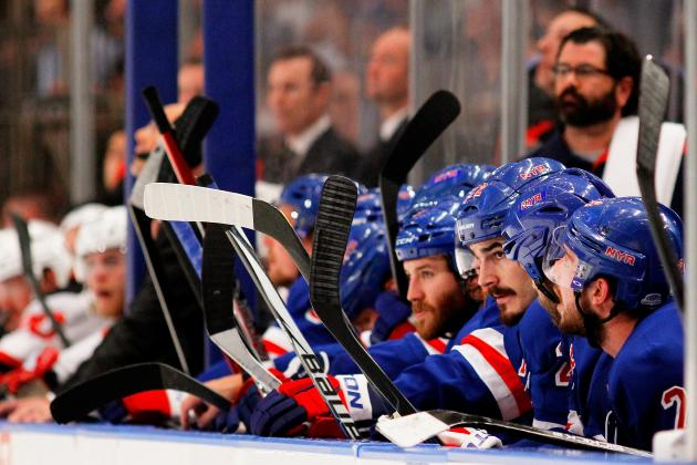 New York Rangers: Grading Each Player on His Postseason Performance