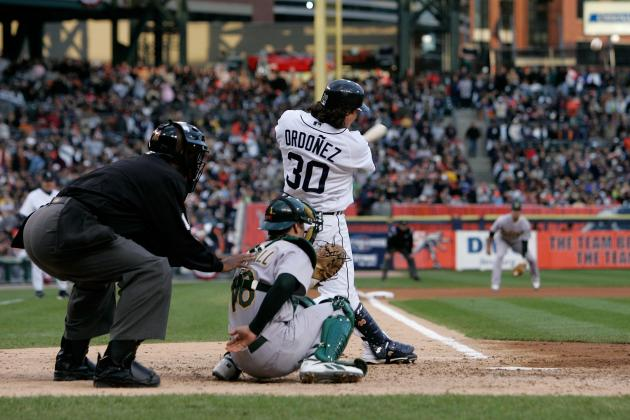 The Best Magglio Ordonez Home Run YouTube Videos