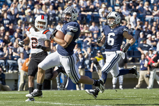BYU Football: Who Will Emerge as the Cougars' No. 1 Running Back?