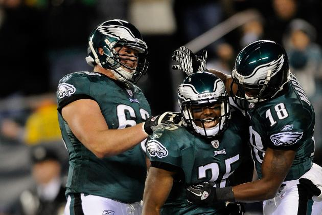 Power Rankings: Top 10 Players on the Philadelphia Eagles Roster