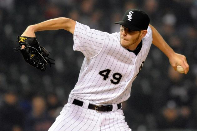 Chris Sale, Matt Moore and Baseball's 10 Most Electric Young Lefthanders