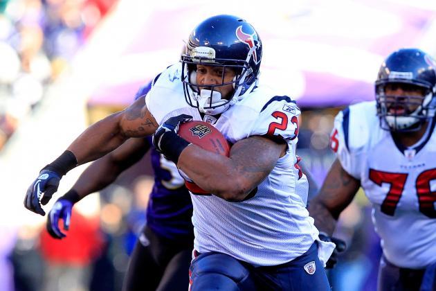 15 Best Running Backs in the NFL for 2012-13