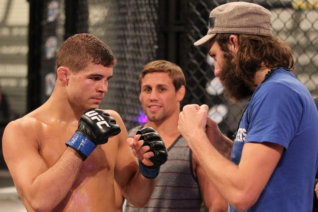 Mike Chiesa vs. Al Iaquinta: Head-to-Toe Breakdown of TUF Live Finale Bout