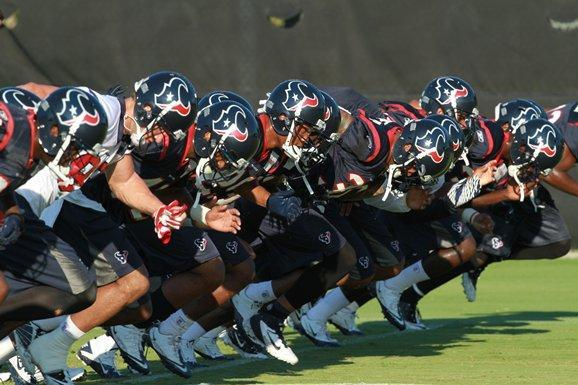 Which Undrafted Houston Texans Have Best Chances to Contribute in 2012?