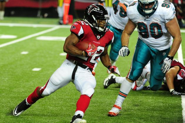 5 Atlanta Falcons Most Likely to Have a Breakout 2012 Season