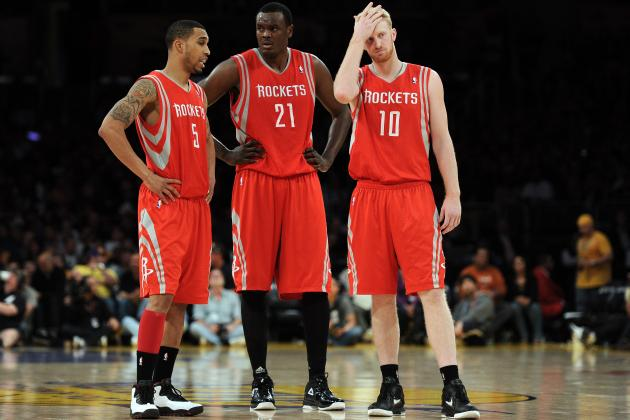 Houston Rockets: 4 Things That Need to Be Done This NBA Offseason