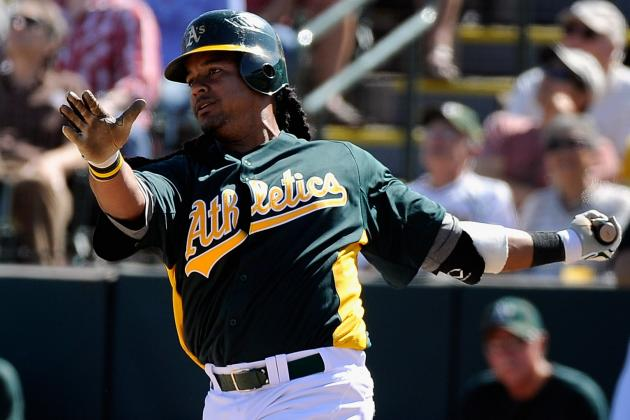 Oakland A's: 5 Roster Considerations for When Manny Ramirez Is Called Up