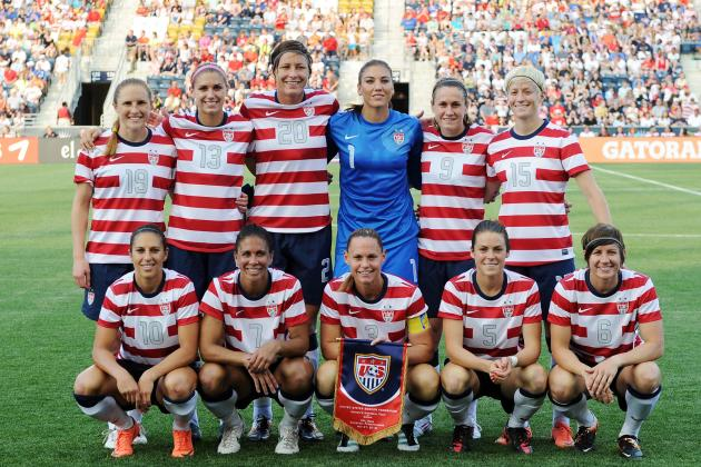 US Olympic Women's Soccer Team 2012: Updated News & Analysis for America's Squad
