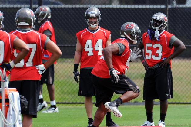 Which of the Buccaneers' Undrafted Free Agents Could Make the 53-Man Roster?