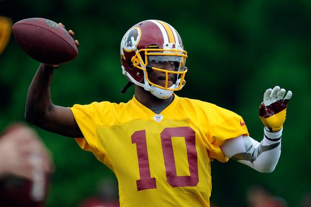 The Washington Redskins: 15 Teammates Robert Griffin III Must & Will Make Better