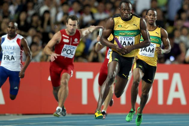 London 2012: 5 Sprinters Who Could Upset Usain Bolt in the 100-Meter Dash