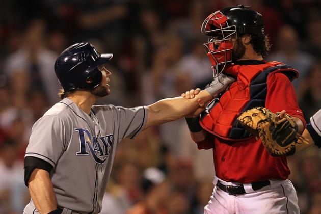 Public Enemy No. 1: Luke Scott and 7 Sports Figures Who Are Villains in Boston