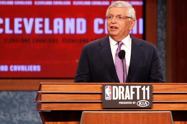 NBA Draft Lottery 2012: The 10 Most Memorable Moments in NBA Lottery History