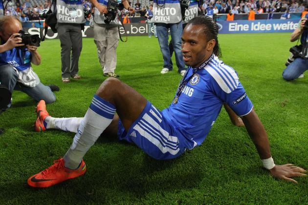 Chelsea Transfers: 6 Potential Replacements for Didier Drogba
