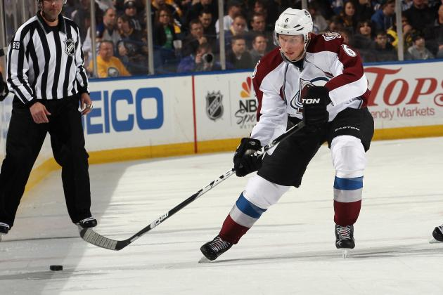 NHL Free Agents 2012: Ranking the Top 5 Restricted Free Agents